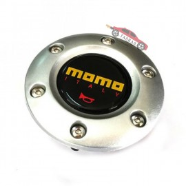 image of Momo Steering Wheel Hubcap Car Horn Button