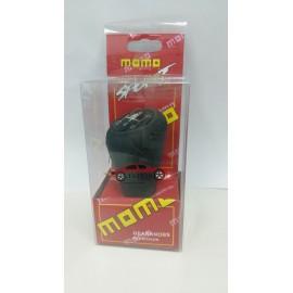image of Black Stitch Leather Gear Shift Knob