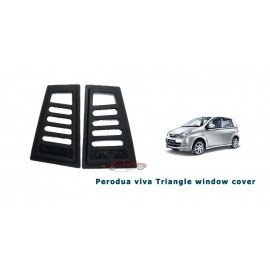 image of Perodua Viva Side WIndow Triangle Protector