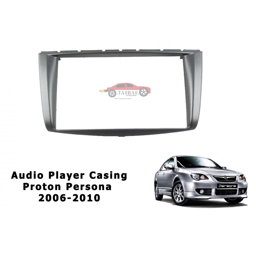 Proton Persona Radio Casing Player Year 2006-2010