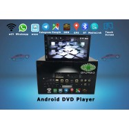 image of Android DVD Multimedia Player Touch Screen GPS Function