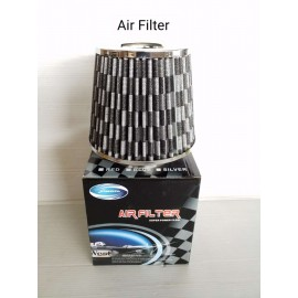 image of Universal Simota Air Filter Racing {Grey} Color