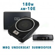 "image of MBQ AW-10e 10"" Car UnderSeat Subwoofer"