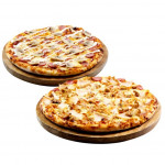 2 Large Pizza Favourites