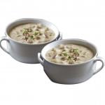 2 Wild Mushroom Soup