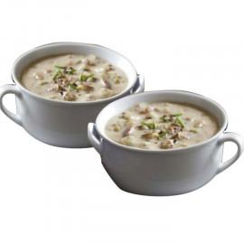 image of 2 Wild Mushroom Soup