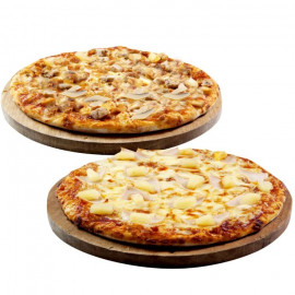 image of 2 Regular Pizza Favourites