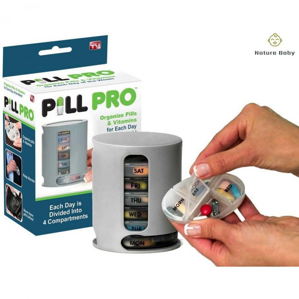 7 Pill Box Set