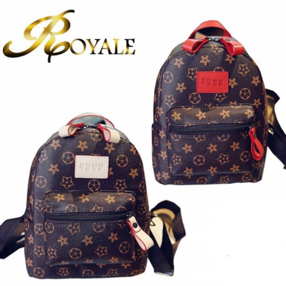 ROYALE Fashion Backpack