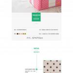 66L Cloth Storage Box