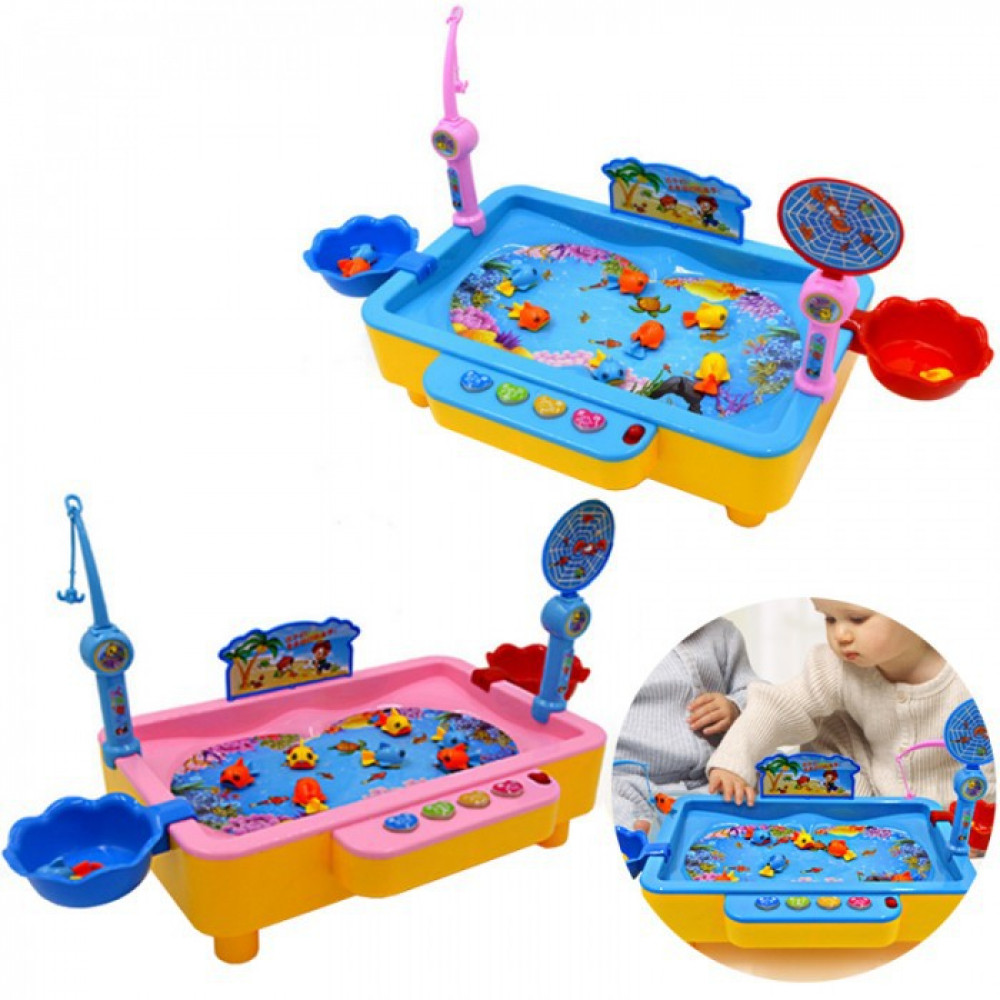 Magnetic Fishing Rod Game