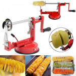 Manual Potato Slicer Machine