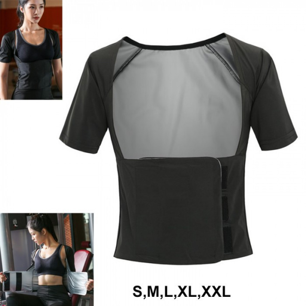 Weight Loss Female Sweating Fitness Suit