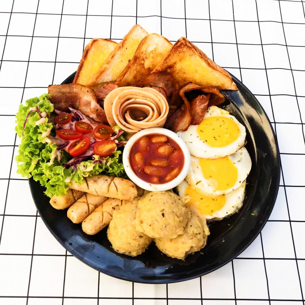 S.I.A.W Platter with one Free Drinks