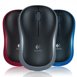 image of Logitech Wireless Mouse M185
