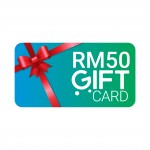Gvado Gift Card Worth RM50