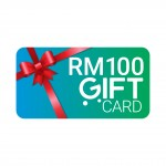 Gvado Gift Card Worth RM100