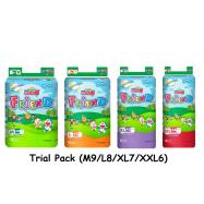 image of Goon Friend Trial Single Pack (M9/ L8/ XL7/ XXL6)
