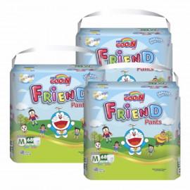 image of GooN Friend Pants Diaper Ultra Jumbo Pack (1 Pack) M68/XL52