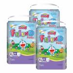 GooN Friend Pants Diaper Ultra Jumbo Pack (1 Pack) M68/XL52
