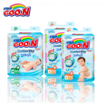 GooN Premium Tape/ Pants (M66/L56/XL50/M60/L48/XL42/XXL34/XXXL26)