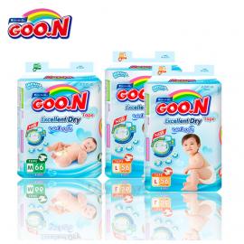 image of GooN Premium Tape/ Pants (M66/L56/XL50/M60/L48/XL42/XXL34/XXXL26)