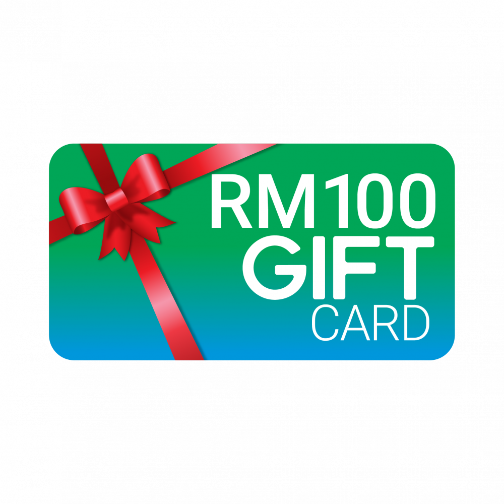 Gvado Gift Card Worth RM100