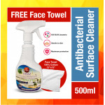 My VIRO Surface Cleaner - Kills 99.9% of bacteria-ReadyStock