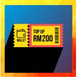 G Wallet RM200