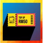 G Wallet RM50
