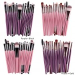 Beauty Essential Cosmetic Makeup Brush Women Foundation (15pcs)