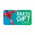 Gvado Gift Card Worth RM30