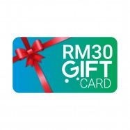 image of Gvado Gift Card Worth RM30