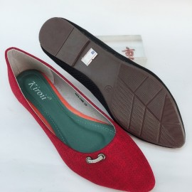 image of CASUAL FLAT LOAFERS SLIP ON DOLLS SHOES 823 288