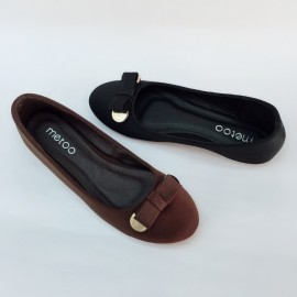 image of CASUAL FLAT LOAFERS SLIP-ON DOLLS SHOES