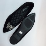 CASUAL FLAT LOAFERS SLIP-ON DOLLS SHOES 888-778