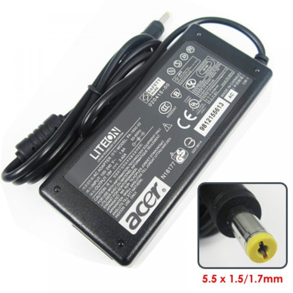 Acer Aspire 4720Z 4720ZG 4732Z 4733Z 4937 Laptop Charger Adapter