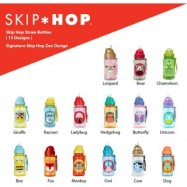 image of Skip Hop Zoo Straw Bottle