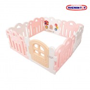 image of Haenim Toy Petit Baby Room - Pink (8 Panels)