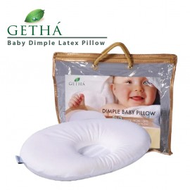 image of Getha Baby Dimple Latex Pillow