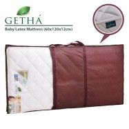 image of Getha Baby Latex Mattress (63.5 X 120 X 12cm)