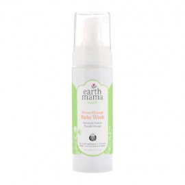 image of Earth Mama-Angel Baby Body Wash & Shampoo 160ml