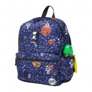 image of Babymel Kid's Junior Backpack Spaceman B1613