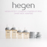 Hegen PCTO™ Complete Starter Kit PPSU (Wide Neck Adapter)
