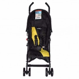 image of Halford Fliplite Stroller Premium Black