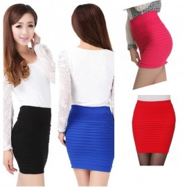 image of ladies skirt for sales, 7 colours to choose