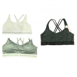 image of Ready stocks !! Elegant design sport bra, comfortable and stylish