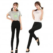 image of Fashion ladies skinny cut pensil style long pants
