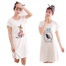 image of Ready stocks -SS pyjamas for ladies