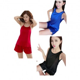 image of Ready stocks !! women ladies pyjamas sleepwear, nightwear